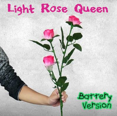 Light Rose Queen (Battery Version)