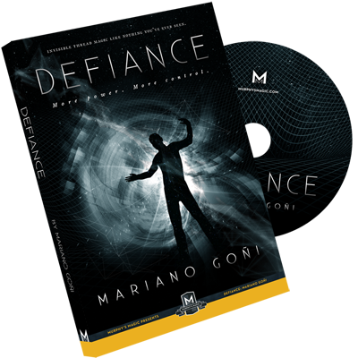 Defiance (DVD with Gimmick) - Mariano Goni