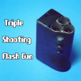 Triple Shooting Flash Gun