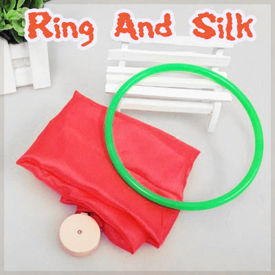 Ring And Silk (with DVD)