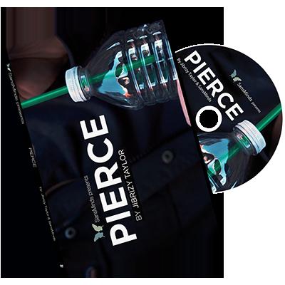 Pierce by Jibrizy Taylor and SansMinds - DVD