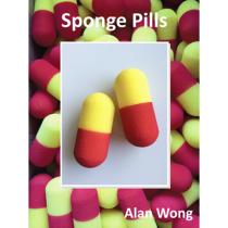 Sponge Pills by Alan Wong - Trick