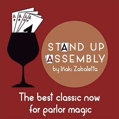 * Stand Up Assembly by Vernet - Trick
