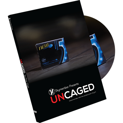 Uncaged by Finix Chan and Skymember - DVD