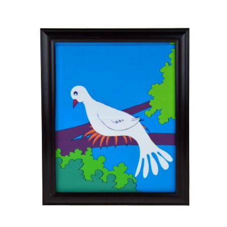 Dove Frame (One Dove Version)