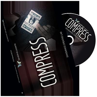 Compress by SansMinds Creative Lab - DVD