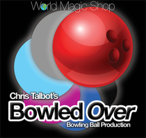 Bowled Over (Gimmick and Online Instructions) by Christopher Talbat