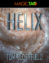Helix (Gimmicks and Online Instructions) by Tom Elderfield