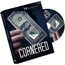 Cornered (DVD and Gimmick Set) by SansMinds Creative Lab