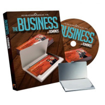 The Business (DVD and Gimmick) by Romanos
