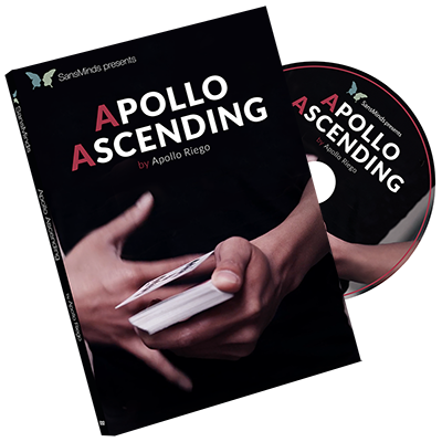 * Apollo Ascending (DVD and Gimmick) by Apollo Riego