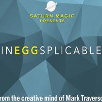 * InEGGsplicable (White) by Mark Traversoni