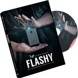 Flashy (DVD and Gimmick) by SansMinds Creative Lab