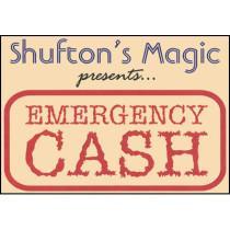 Emergency Cash by Steve Shufton - Trick