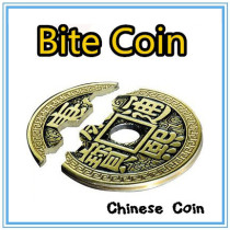 Bite Coin - Chinese Coin (31mm/38mm)