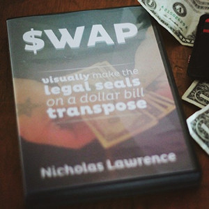 * $wap (DVD and Gimmick) by Nicholas Lawerence