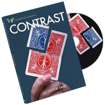 Contrast (DVD and Gimmick) by Victor Sanz and SansMinds