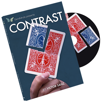 * Contrast (DVD and Gimmick) by Victor Sanz and SansMinds