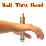 Ball Thru Hand
