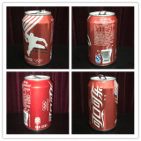 Coin Penetrates The Can (Chinese CoCa Cola)