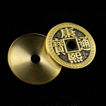 Expanded Shell Super Chinese Coin (Kangxi, 31mm/38mm)