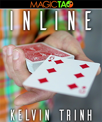 Inline (Gimmick and Online Instructions) by Kelvin Trinh
