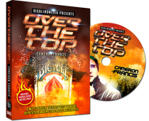 * Over the Top (DVD and Gimmick) by Cameron Francis