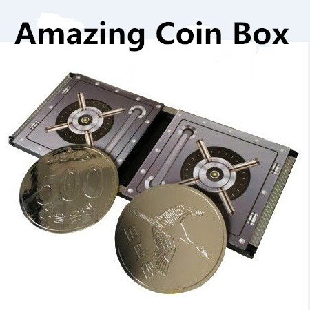 Amazing Coin Box