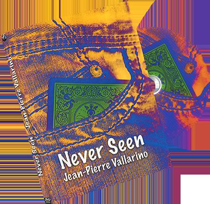 Never Seen by JP Vallarino