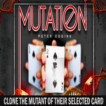 * Mutation by Peter Eggink