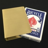 Perfect Brass Card Clip