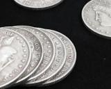 Super Morgan Dollar (3.8cm, Brass)