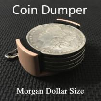 Coin Dumper - Metals (Morgan Dollar Size)