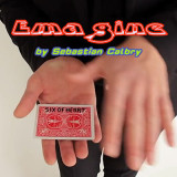 * Emagine by Sebastian Calbry (Gimmick and Online Instructions)