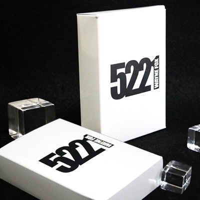 5221 (Gimmicks and Online Instructions) by Wayne Fox