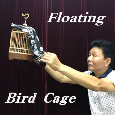 Floating Bird Cage