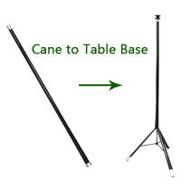 Cane to Table - Aluminum