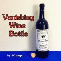 Vanishing Wine Bottle by J.C Magic