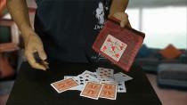 Card Through Mesh Bag by Higpon