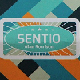 Sentio (Gimmick and Online Instructions) by Alan Rorrison