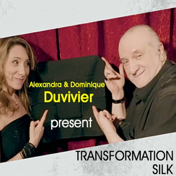 Transformation Silk (Gimmicks and Online Instructions) by Dominic Duvivier