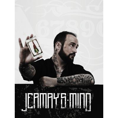 Jermay's Mind (4 DVD Set) by Luke Jermay and Vanishing Inc.