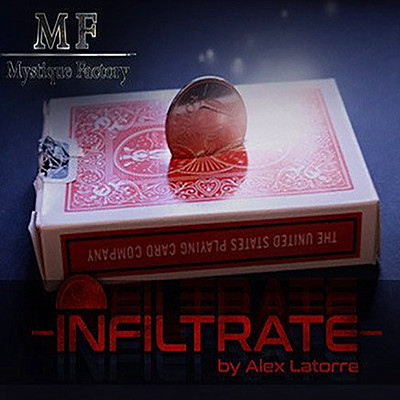 Infiltrate by Alex Latorre