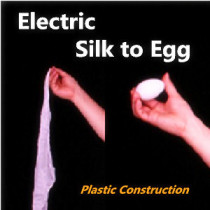 Electric Silk to Egg - Plastic