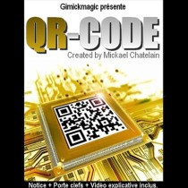 * QR Code by Mickael Chatelain