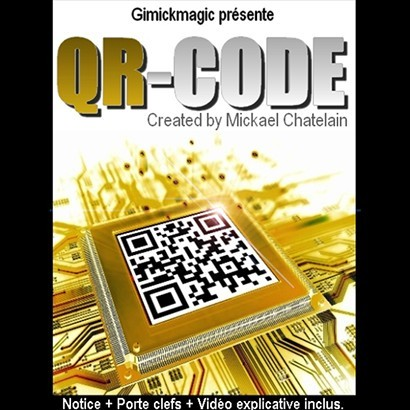 QR Code by Mickael Chatelain