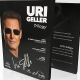 Uri Geller Trilogy (Standard) by Uri Geller and Masters of Magic (3 DVD Set)