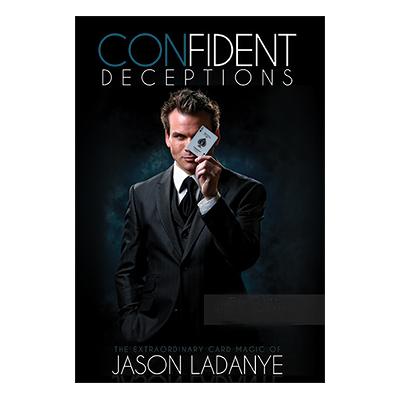 Confident Deceptions (4 DVD Set) by Jason Ladanye