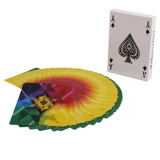 Fanning and Manipulation Cards (Four-Color, Playing Cards)