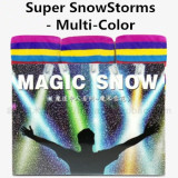 Super Snowstorm (White/Multicolor)